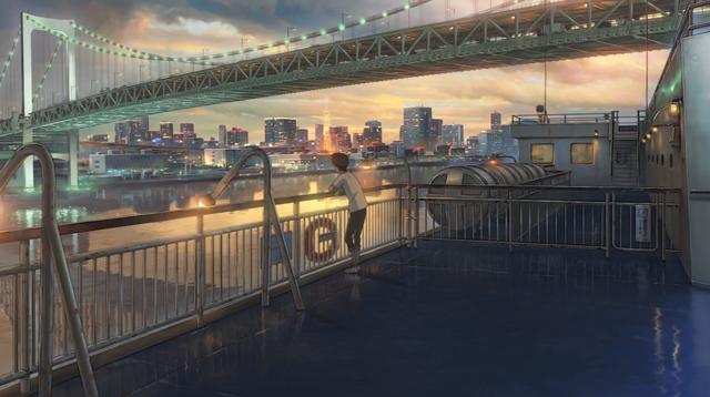 新海诚最新力作:随意截图都是壁纸,7月19日首映!