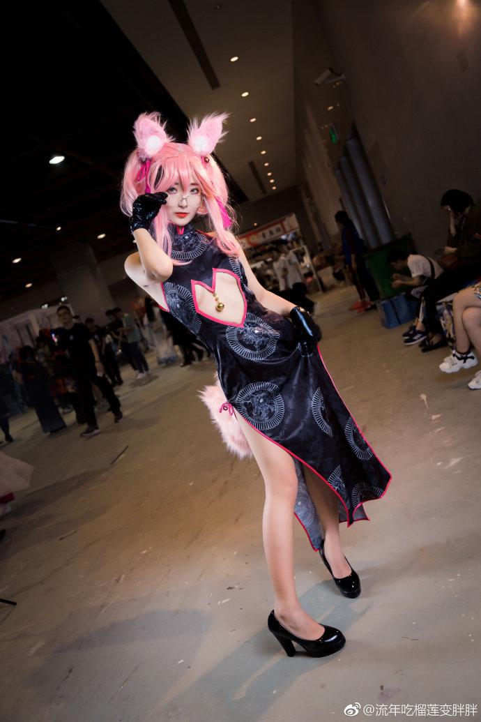 【cos返图】A3国际动漫游戏展 柯杨斯卡娅cosplay返图欣赏
