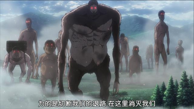 《进击的巨人》刚播1集又被吹爆!别急,好戏还在后面!