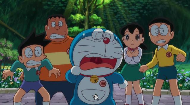 《哆啦A梦》新电影定档6月1日,这次是月球的探险之旅!