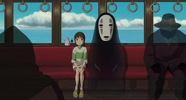 《千与千寻》即将定档,一起看宫崎骏的传奇之作!