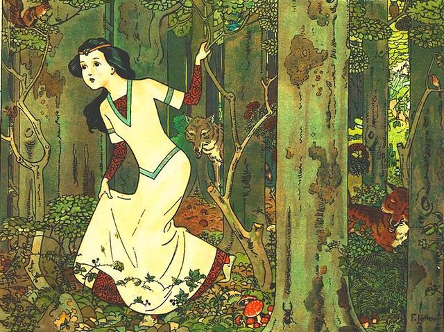 迪士尼童话过于美化,迪士尼公主们并非我们想象的完美无瑕