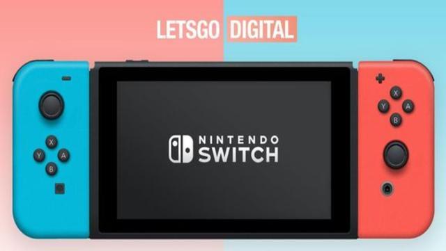 任天堂Switch早期4款形象曝光!网友热议:还好没按原来的设计