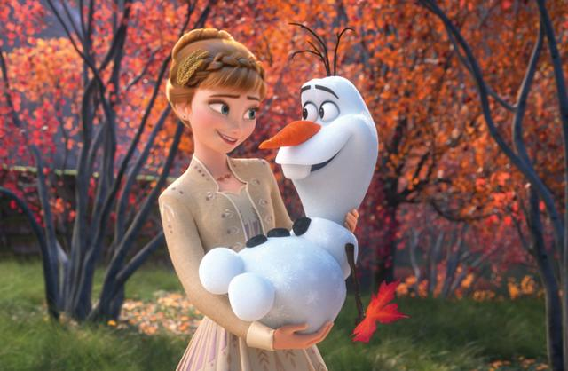 冰雪奇缘2吉祥物雪宝地位被占据,火灵成新萌神,还出了超萌戒指