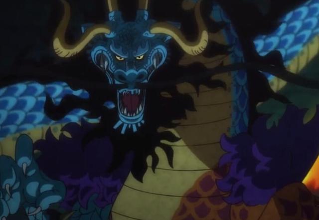 海贼王:最强生物凯多真的不可战胜?他的果实能力其实有瑕疵