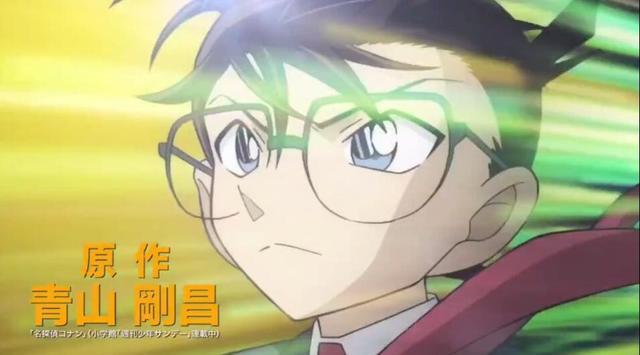 柯南最新剧场版绯色弹丸发布预告片,将以东京奥运会为背景?
