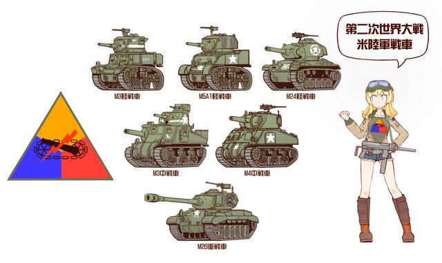 画师界的清流!别人都画美少女,他却喜欢坦克
