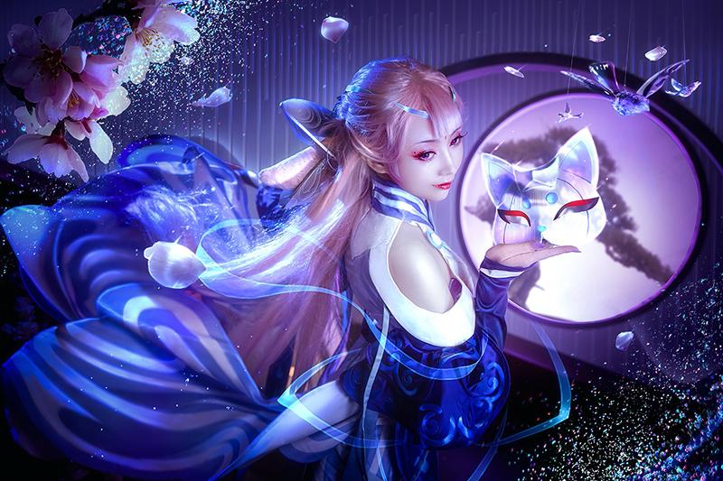 【漫展资讯】2020 ChinaJoy封面大赛第四周周优秀入围选手公布