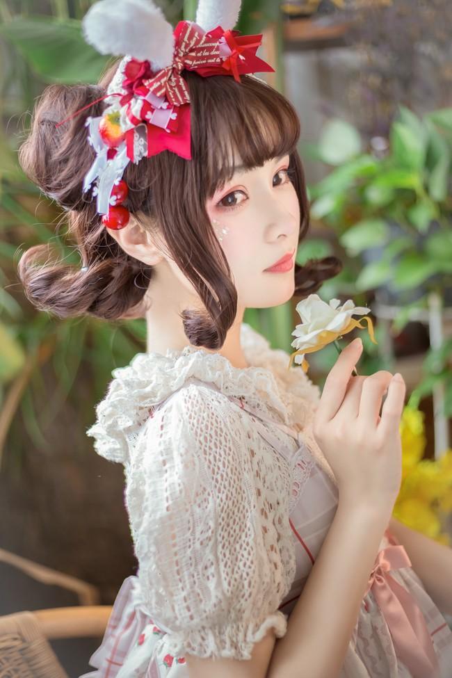 【cosplay】【lolita】一起来一场甜甜的下午茶吧~
