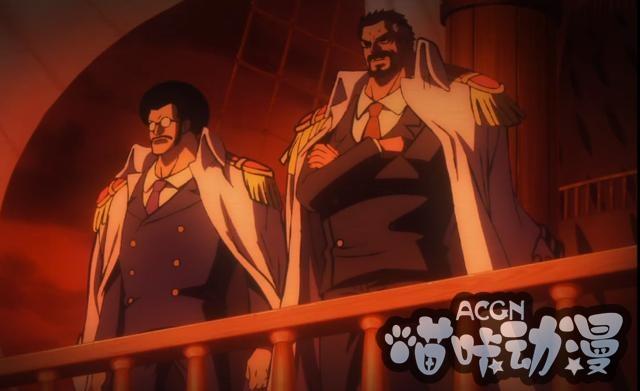 海贼王:巴雷特想要单刷卡普和战国,却未曾料到时代变了