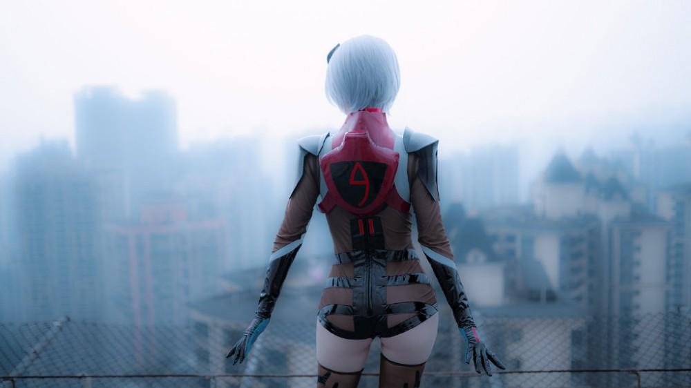 【cosplay】EVANGELION