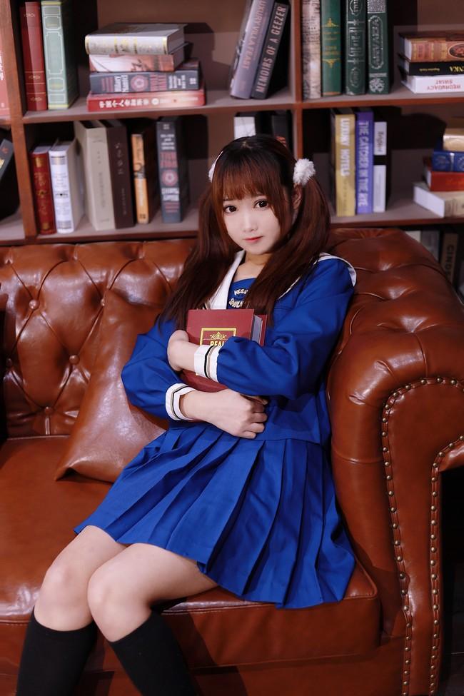 【cosplay】认真的女孩最迷人