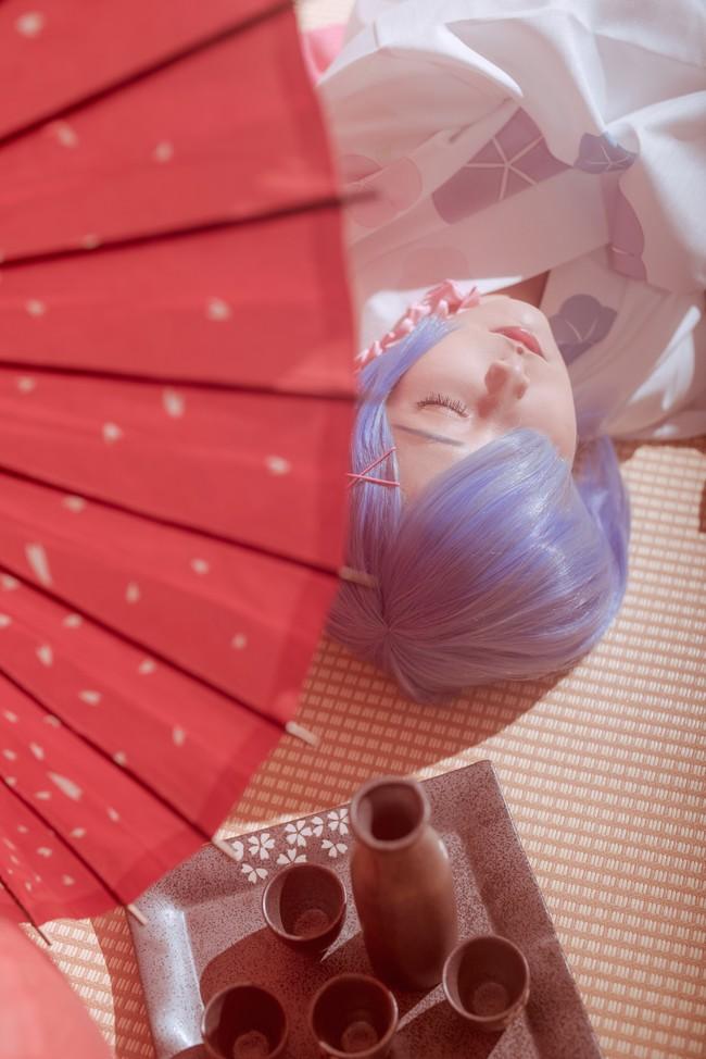 【cosplay】おやすみなさいよ~❤️