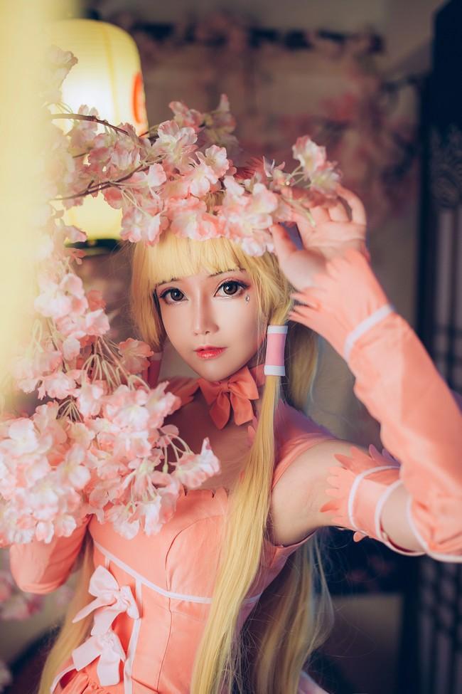 【cosplay】人形电脑天使心·小叽
