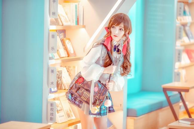 【cosplay】暖暖岁月集影花季旋律~