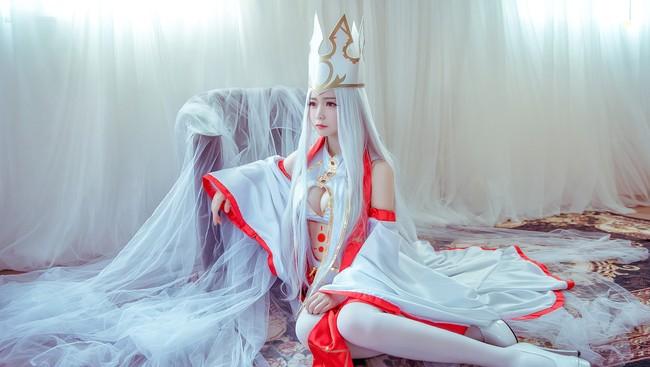 【cosplay】爱丽丝菲尔·冯·爱因兹贝伦