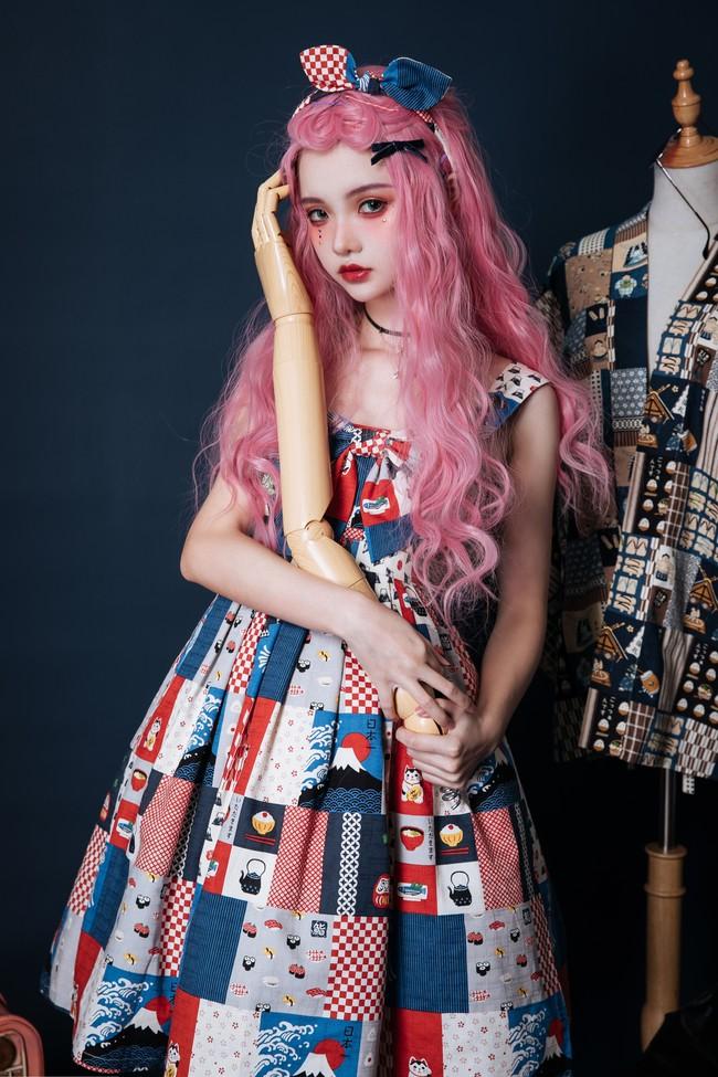【cosplay】江户绮丽的怪诞