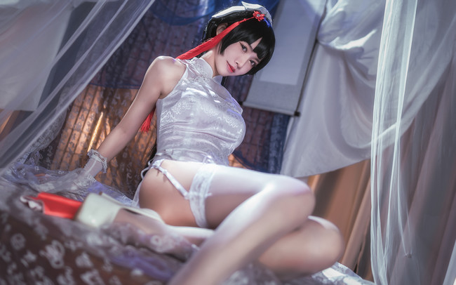 【cosplay】(´▽`)指挥官,请收下我吧!