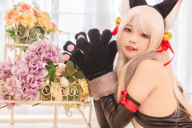 【cosplay】魔法少女伊莉雅