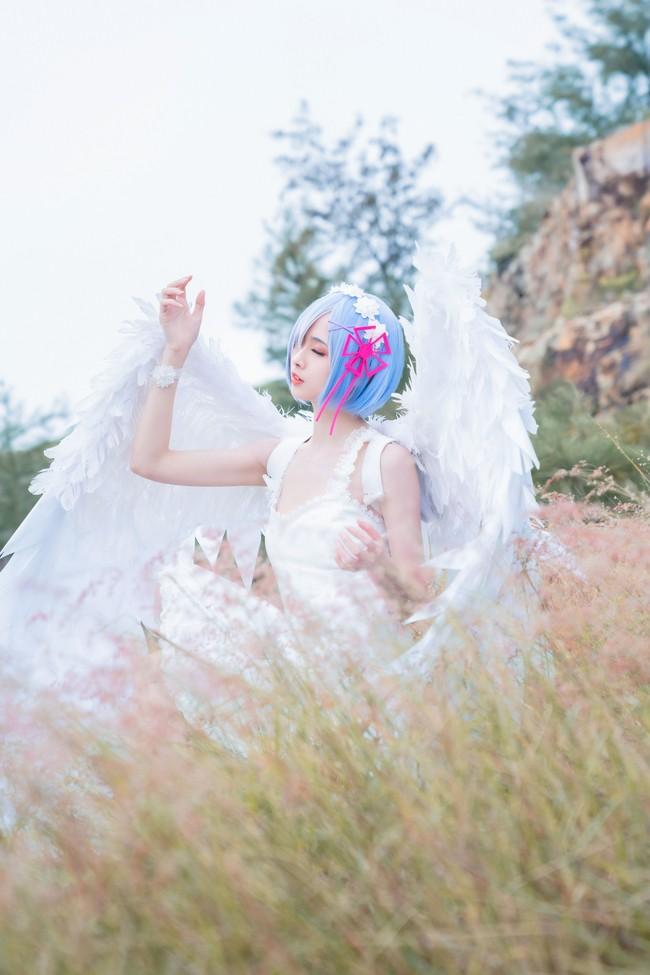 【cosplay】天使之翼
