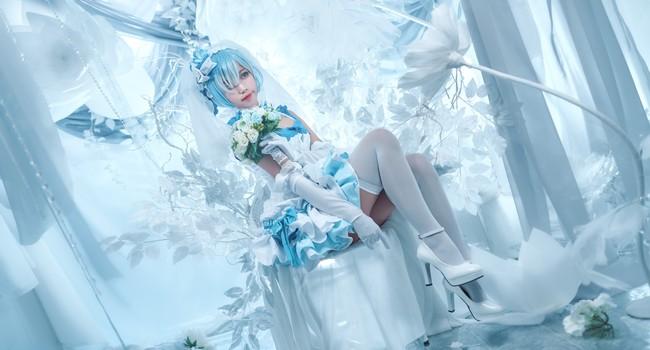 【cosplay】蕾姆拉姆