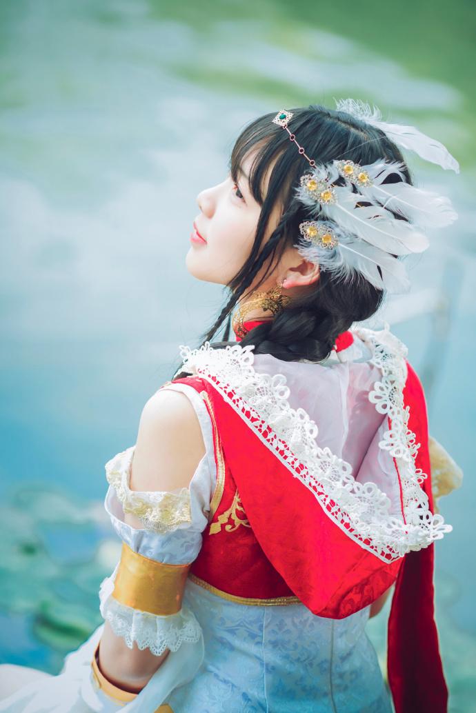 【cos正片】你说的江湖,我曾去过《剑网三》喵萝cosplay欣赏