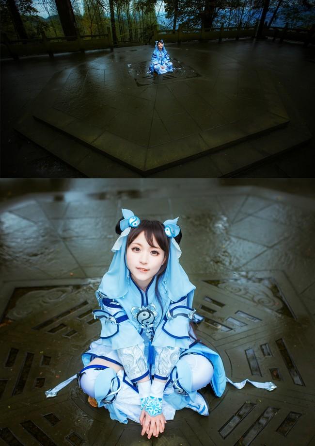 【cosplay】《剑网三》雪河咩萝