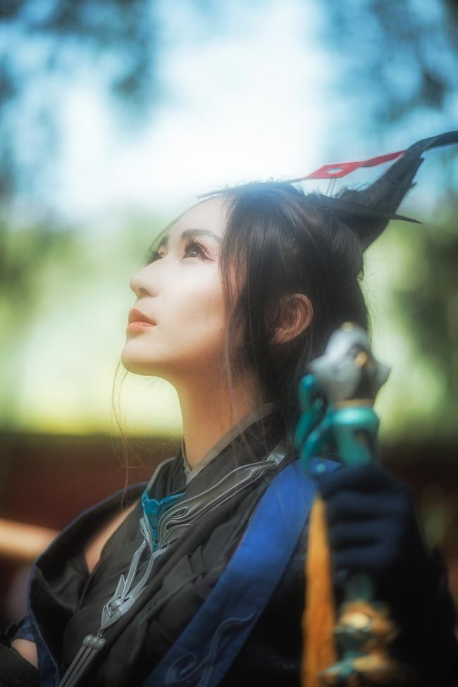 【cosplay】《剑网3》燕云道姑
