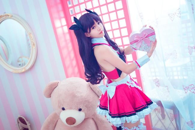【cosplay】你情人节想要什么礼物呢?~是巧克力?还是……我?