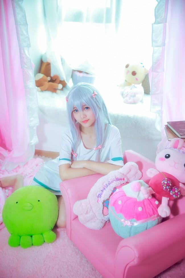 【cosplay】超喜欢傲娇的妹妹~~(❁´◡`❁)*✲゚*