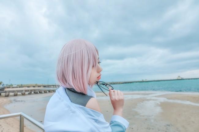【cosplay】玛修学姐