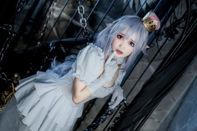 【cosplay】幽灵姬