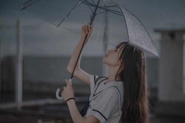 【cosplay】是雨天