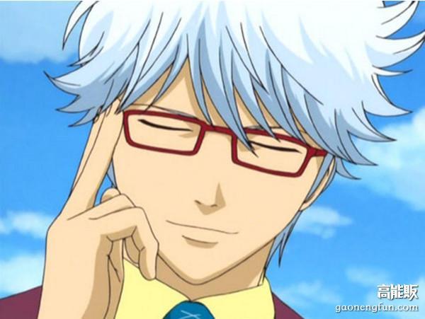 萌娘看腻了?眼镜型男成为二次元最新焦点!