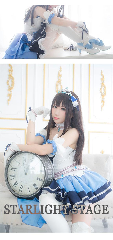 cos正片——Cinderella Rin渋谷凛写真本