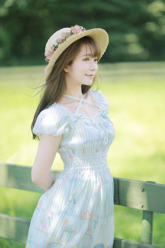 这是你心中的晴子吗?韩国第一美少女篮球服写真