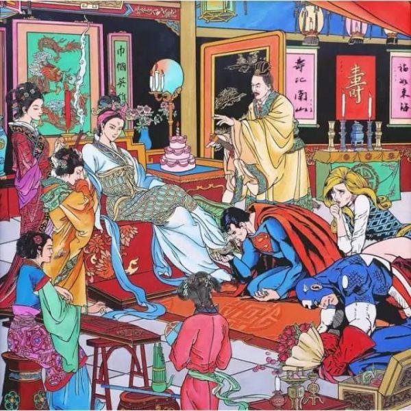 """上海鬼才设计师的""""和谐社会"""""""