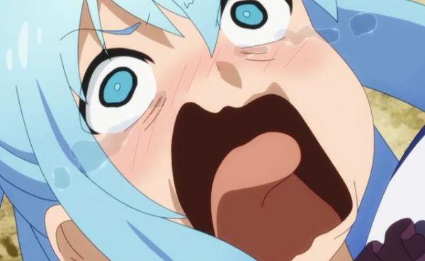 故意崩?《美好祝福第二季》第六话,阿库娅崩如智障