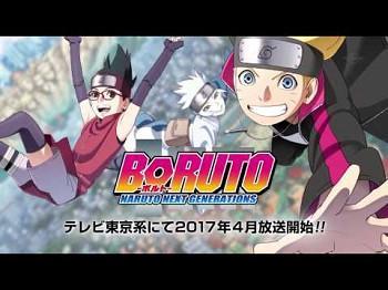 2017年4月春季动画新番放送表!