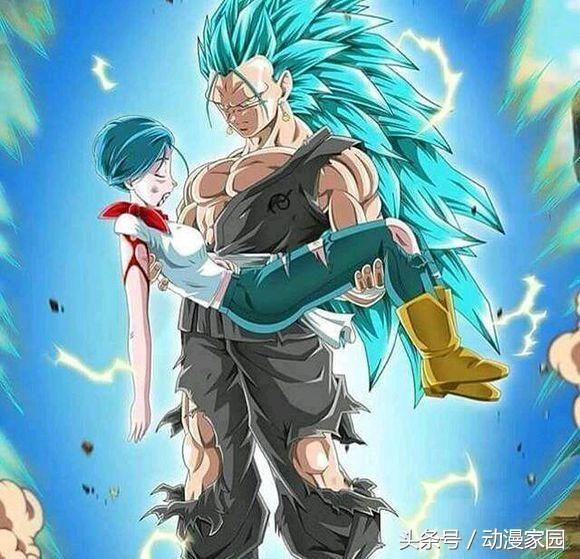 龙珠中唯一一个拥有超一战力的地球人,这场战斗充分看出他的实力