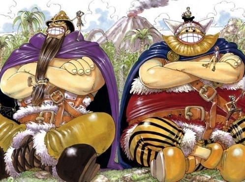 盘点《海贼王》十大人迹罕至的岛屿 无人岛的传说
