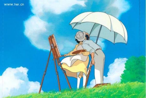 原来咱们都是看过世界级动画作品的动画迷啊!