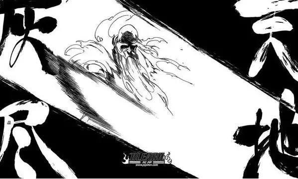 死神中的最强万解,山本总队长万解的设定极为霸道!