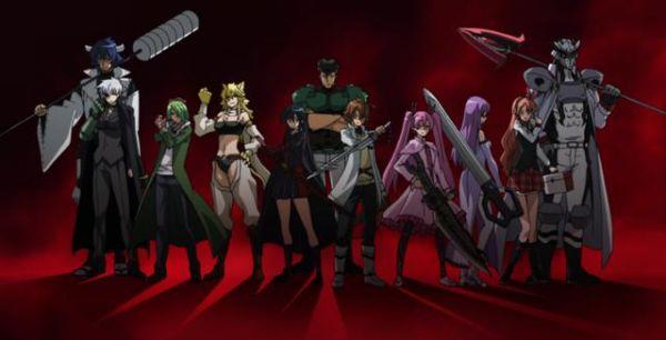 《斩·赤红之瞳》杀手组织夜袭的六位美女,谁的结局最好?