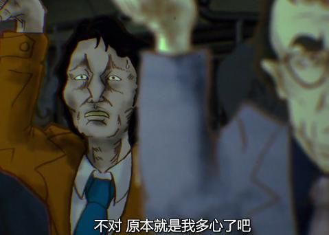 超恐怖日本动画片,《暗芝居》绝对让你寒毛耸立