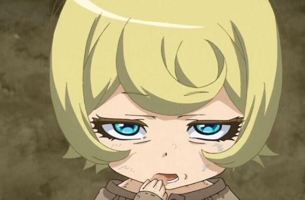 《幼女战记》即将完结,这只萝莉竟帅我一脸